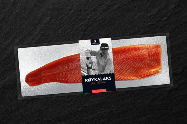 Identitet & emballasje for Smøla Salmon