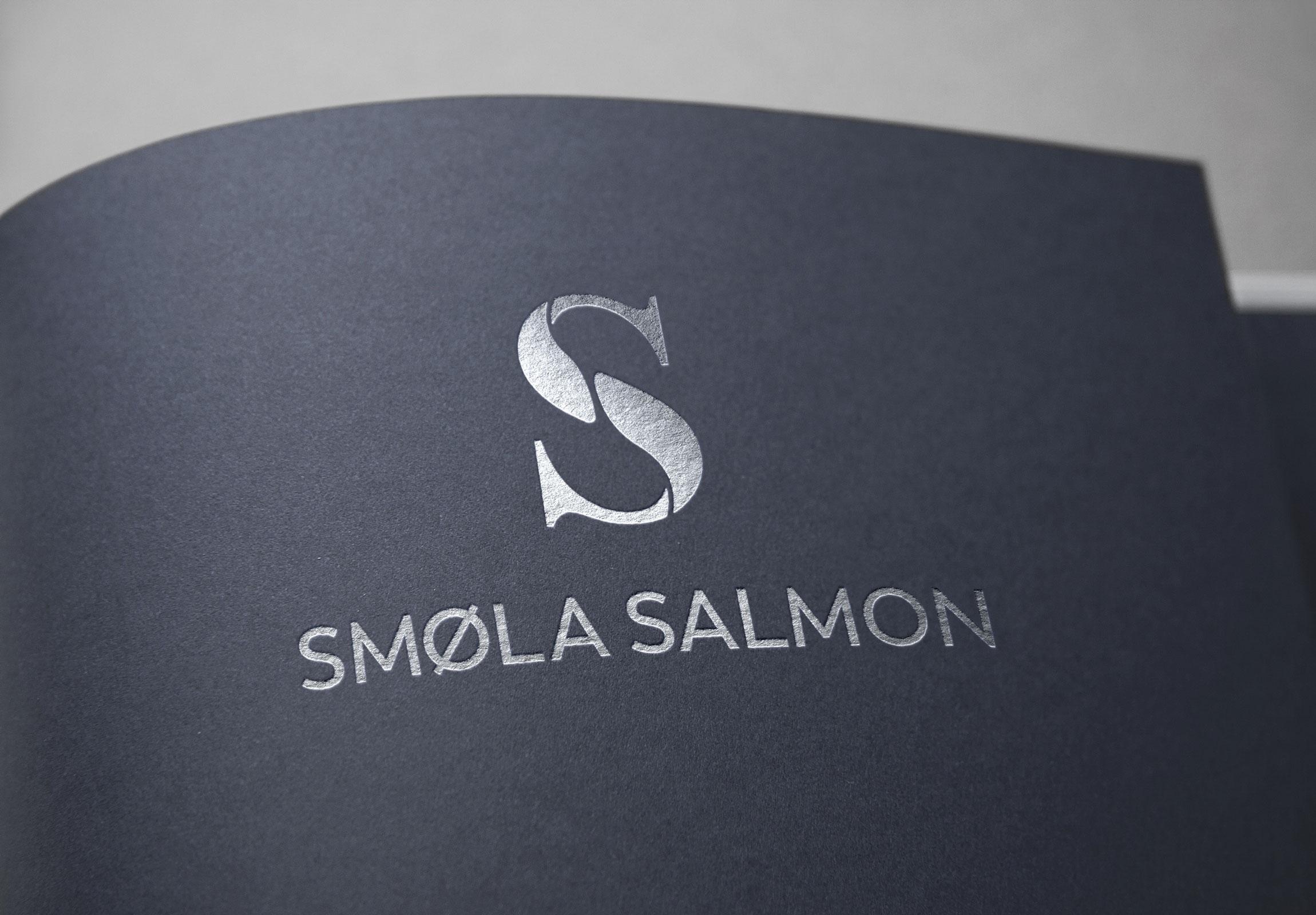 Identitet & emballasje » Smøla Salmon