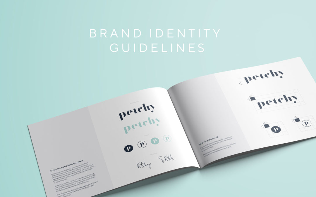 Brand identity guidelines – an essential tool!