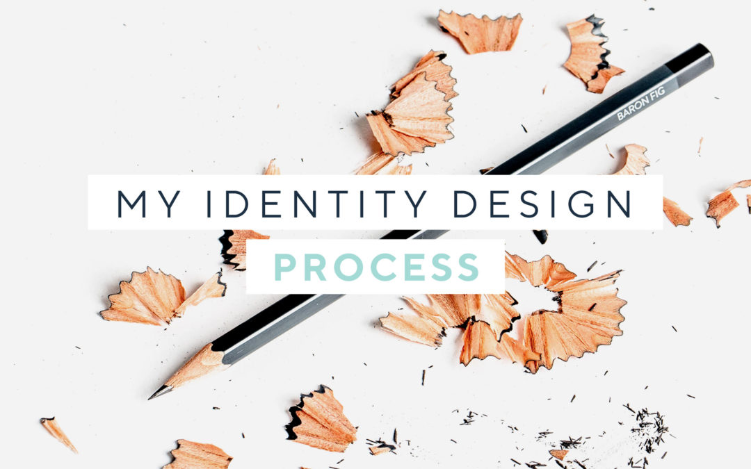 My identity design process